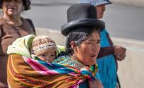 Traditional Bolivian Women