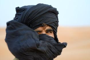 Tuareg is a man
