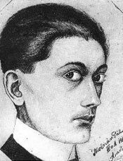 Pál C. Molnár: Self-portrait