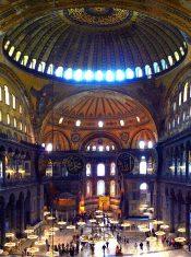 Aya_Sofya_Interior