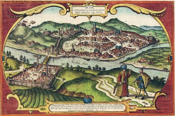 Buda& Pest in 1517