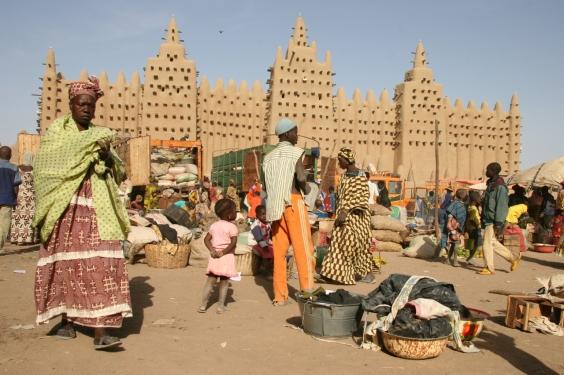 Grea Mosque of Djenné