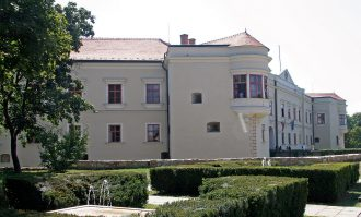 Sarospatak Castle