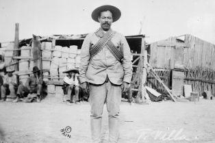 Pancho Villa in 1911