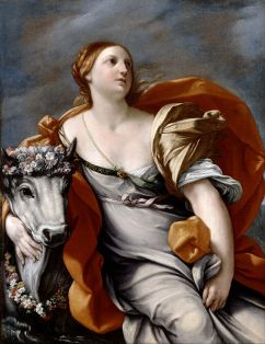 Guido Reni: Europé and the bull
