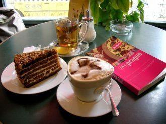 Cafe Slavia, Praha