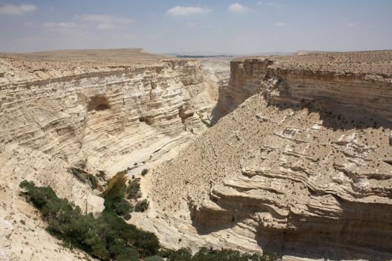 Ein Avdat canyon