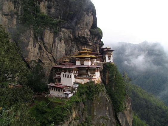 Paro Takcang Monastery (Tiger Nest)