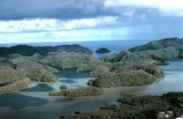 Limestone Islands Palau