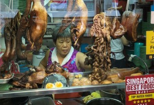 food stalls in Singapore