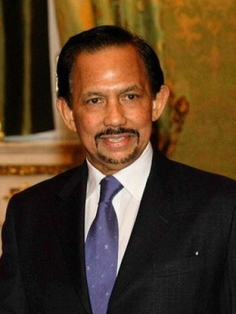 Sir Hassanal Bolkiah Mu'izzaddin Waddaulah