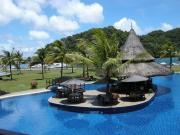 Resort on Palau