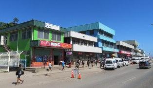 Honiara Mendana Avenue