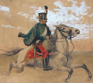 Hungarian hussar