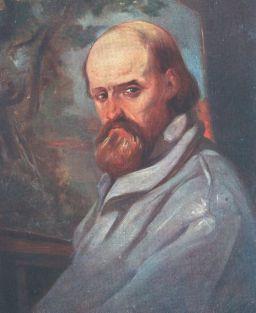 elder Markó Károly: Self-portrait