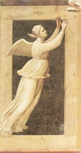 Hope: Giotto-Scrovegni-Chapel-Padua