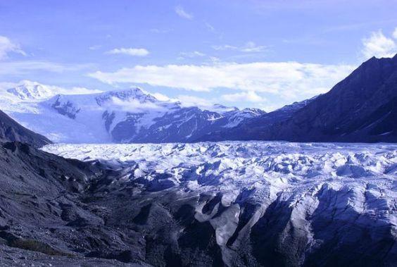 Root glacier (Alaska)