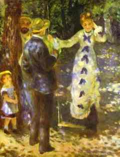 Auguste Renoir: A price, 1876