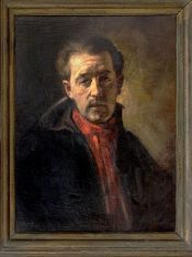 Self Portrait by Han van Mreegeren