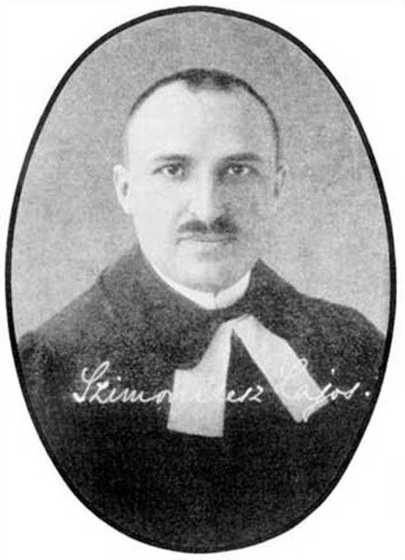 Lajos Szimonidesz