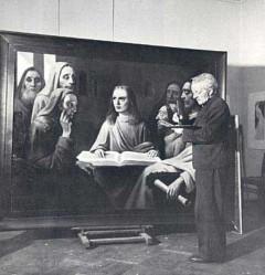 Van Meegeren: Dipinge Vermeer