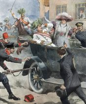 June 28, 1914 Sarajevo assassination