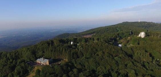 Piszkesteto Observatory