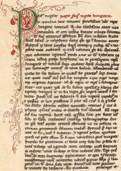 Anonymi Belae regis notarii historia de septem primis ducibus Hungariae
