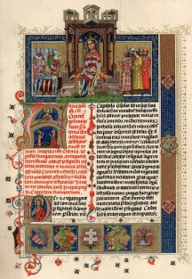 Chronicon Pictum (first page)