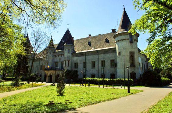 Károlyi-kastély. Care, Romania
