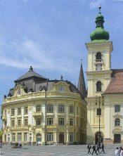 Marktplatz, Sibiu