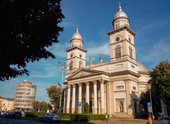 Roman Catholic Cathedral, Satu Mare