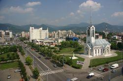 modern city of Baia Mare