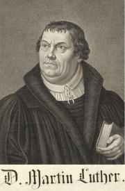 Martin Luther by Fleischman,_Friedrich_(1791-1834