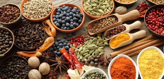 Our favorite spices