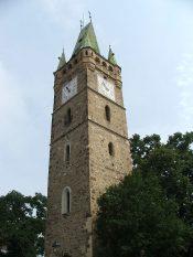 St. Stephen's tony in Baia Mare