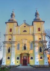 Holy Trinity Church in Baia Mare
