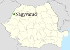Oradea in Map