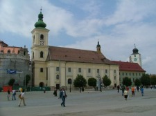 Sibiu Great Square