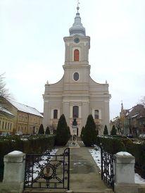 Satu Mare, chained church