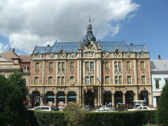 Satu Mare old town hall