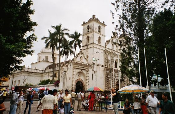 Tegucigalpa, Cathedral