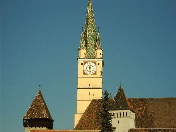 Medieval Lutheran Church of Mediaș