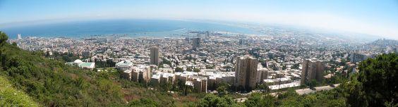 Haifa Panorama