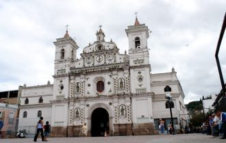 Los Dolores Church, Tegucigalpa