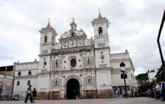 Los Dolores Church, Tegucigalpa