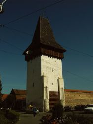 Forkesch Gate Tower and City Wall