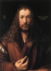 Albrecht Dürer: Self Portrait (1500)