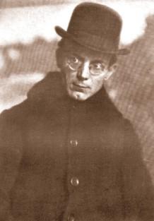 Poet Árpád Tóth