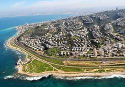 Haifa fom the air